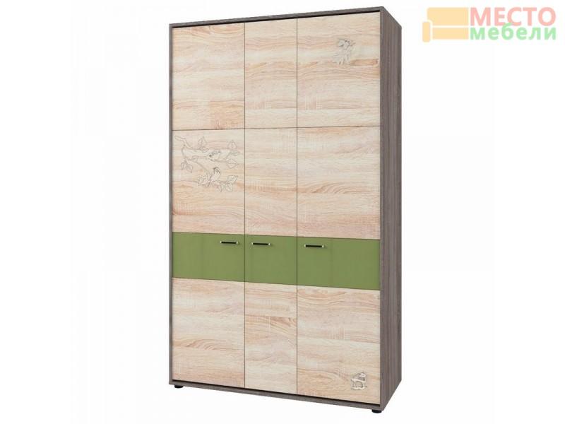 Шкаф для платья и белья № 130 (МДК 4.14)