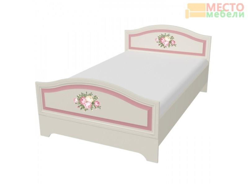 Кровать 1,2х2,0 Алиса (Мебельсон)