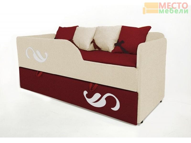 Купить в кредит двухъярусную кровать с диваном