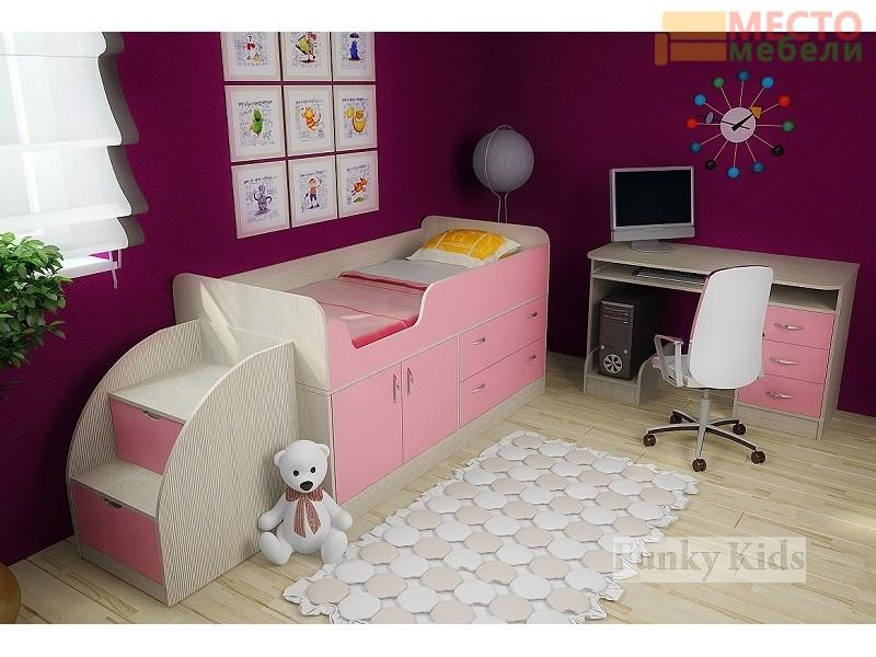 Детская модульная мебель Фанки Кидз 9 (композиция 5)