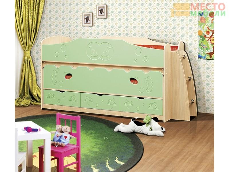Двухъярусная кровать Омега 10