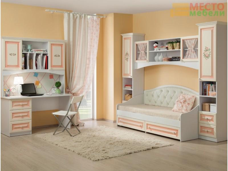 Кровать 0,8 Алиса (Мебельсон)