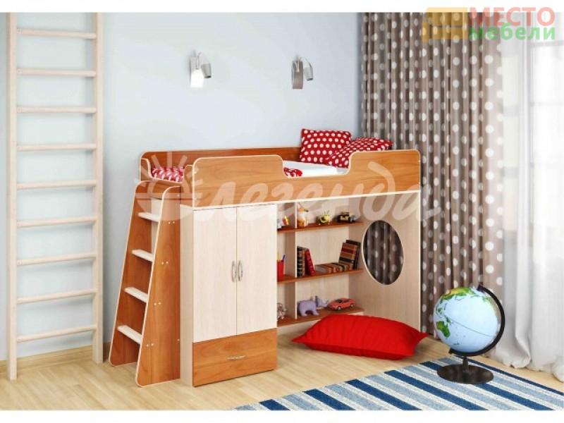 Кровать чердак Легенда 3.1