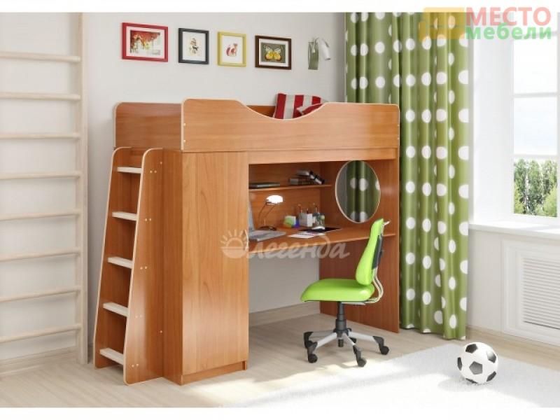 Кровать чердак Легенда 9.1