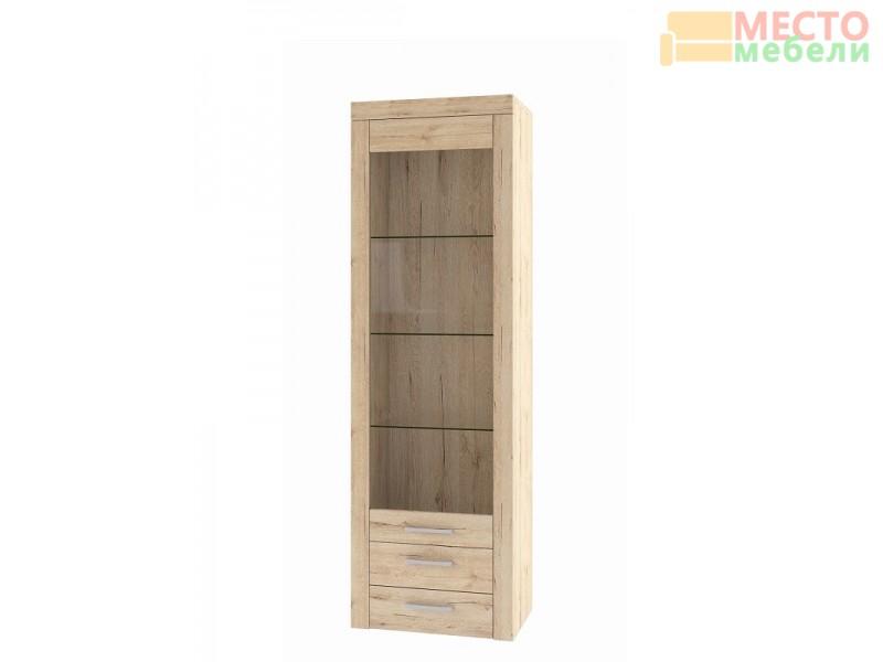Шкаф-витрина 1V2SB Оскар
