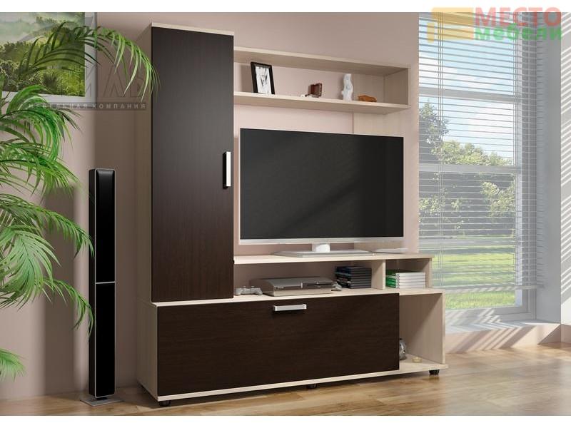 Стенка для гостиной ТВ-2А