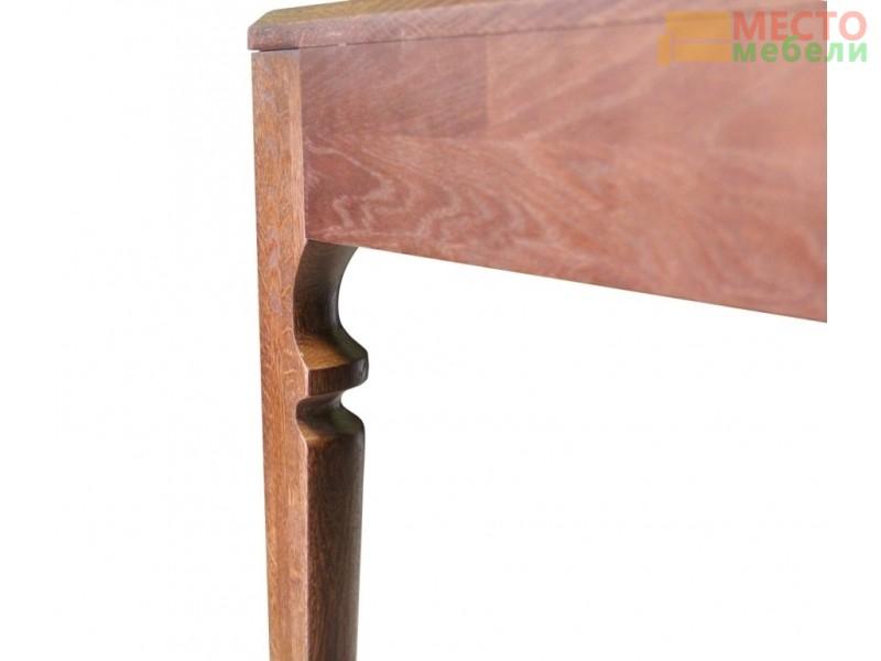 Стол-консоль Дизайнер (массив дуба)