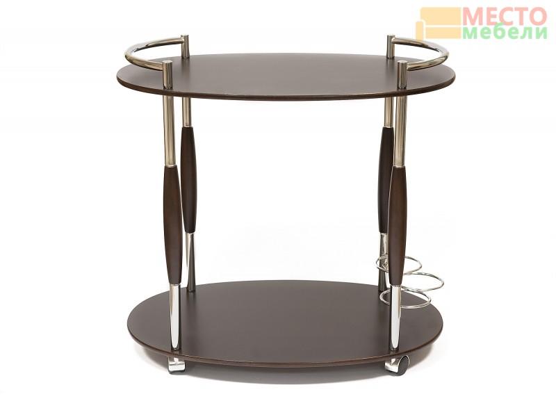 Сервировочный обеденный столик SC-5037-W