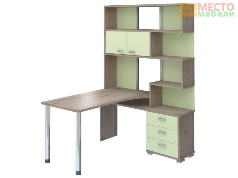 Компьютерный стол СР-420-150 правый