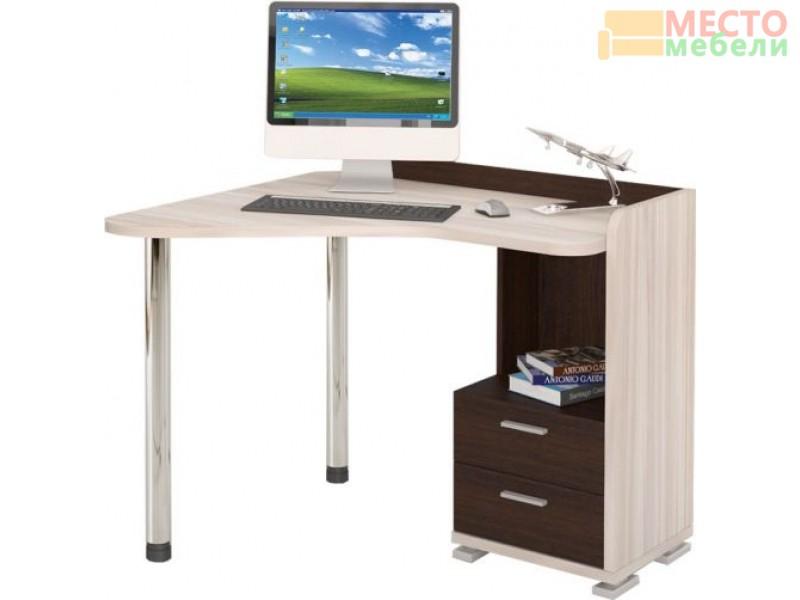 Компьютерный стол СКМ-55 левый