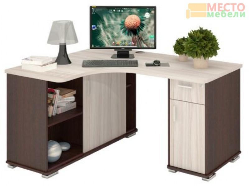 Компьютерный стол СР-140М Домино левый