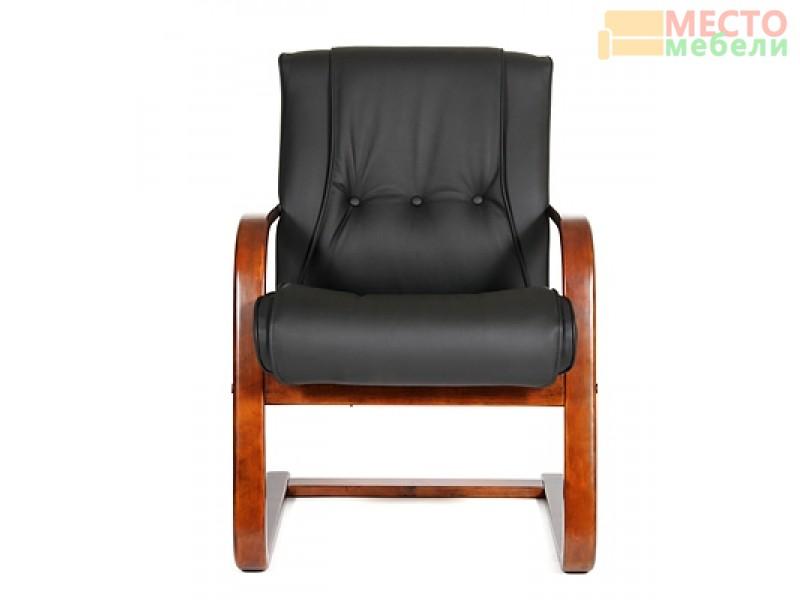 Кресло для посетителей CHAIRMAN 653V кожа