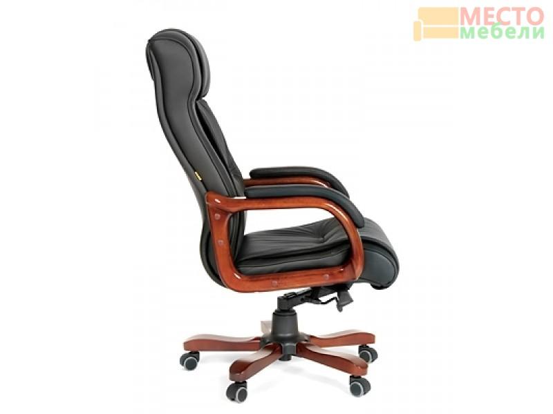 Кресло руководителя CHAIRMAN 653 кожа