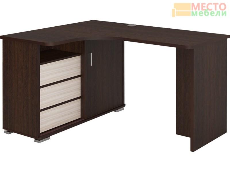 Компьютерный стол СР-145С Домино левый