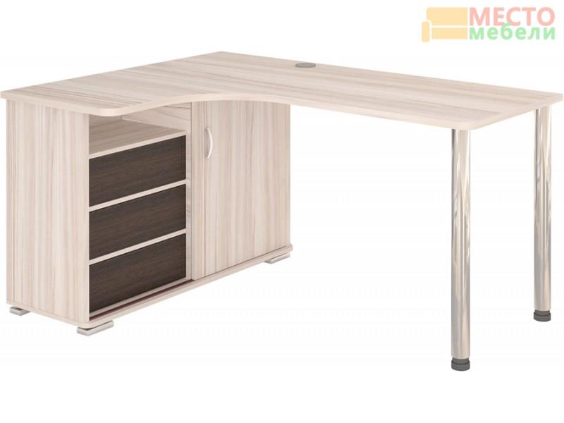Компьютерный стол СР-145СМ Домино левый
