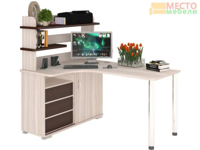 Компьютерный стол СР-165М Домино левый