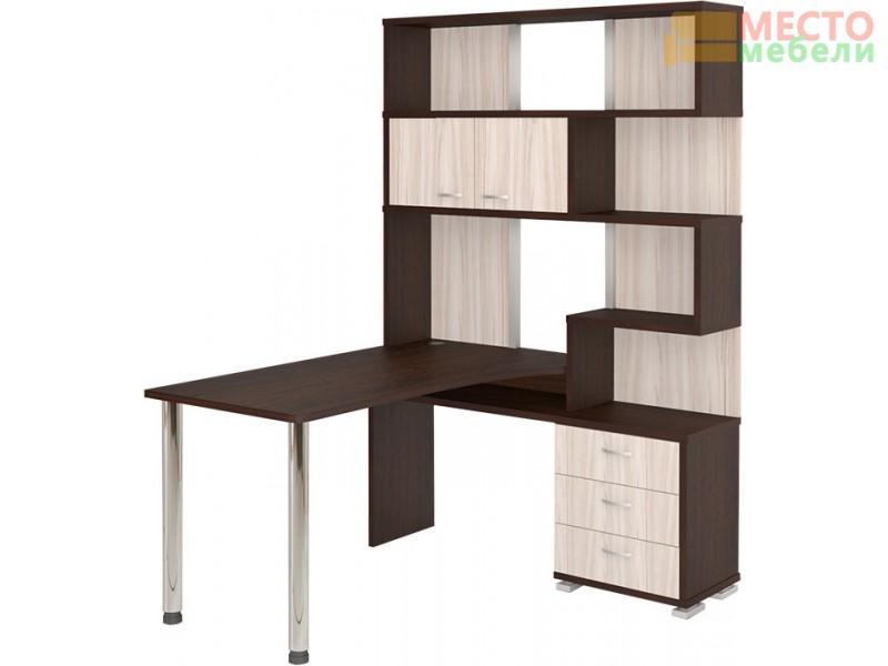Компьютерный стол СР-420-130 правый