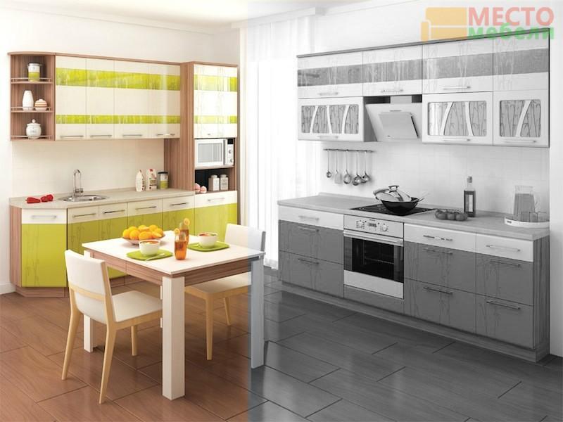 Кухня Тропикана 7 предметов