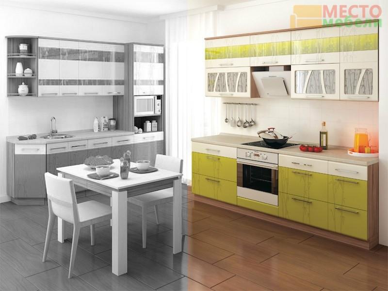 Кухня Тропикана 8 предметов