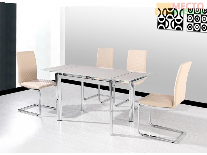 Стол обеденный DT128 капучино