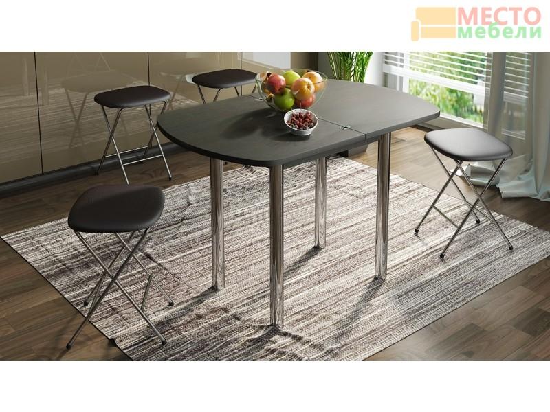 Стол обеденный Лион мини СМ-204.01.2