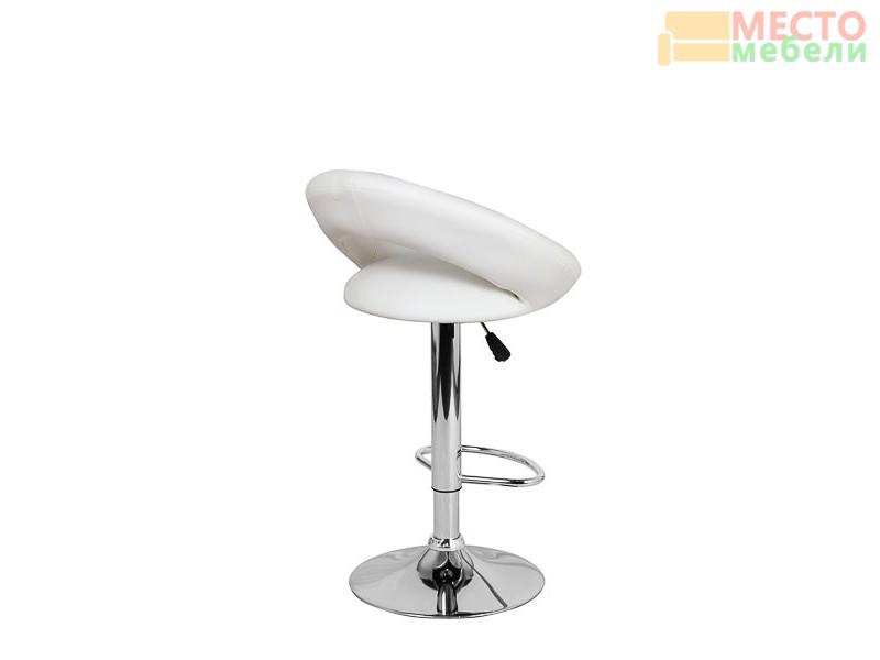 Барный стул Мира WX-1189 экокожа, белый