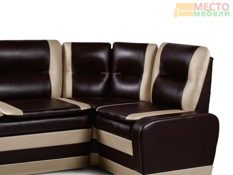 Кухонный диван Маэстро со спальным местом (221/101)
