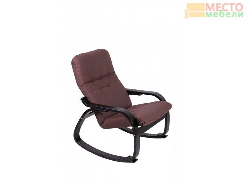 """Кресло-качалка """"САЙМА"""" Кофе (венге)"""