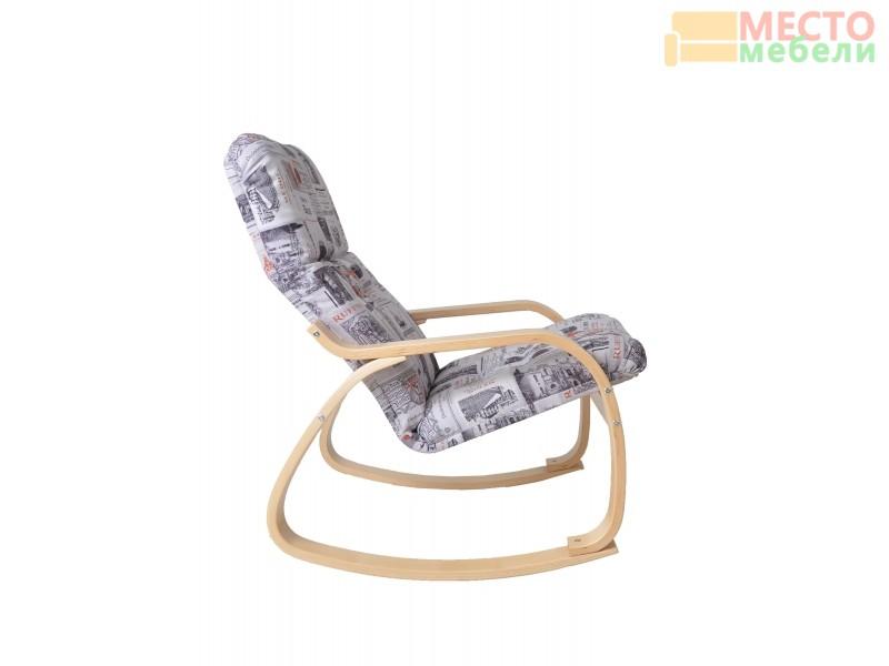 "Кресло-качалка ""САЙМА"" Винум 03 (береза)"