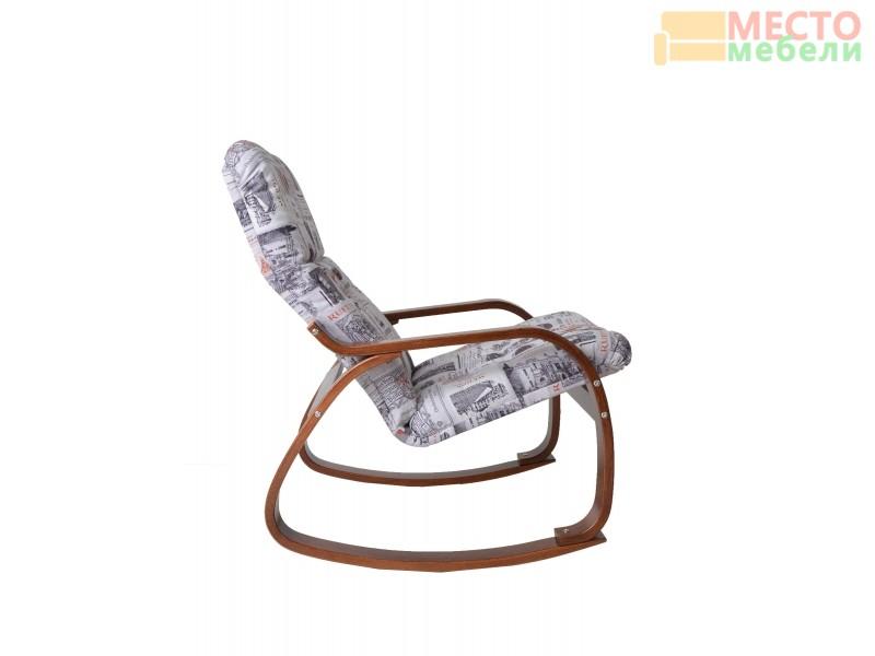 """Кресло-качалка """"САЙМА"""" Винум 03 (вишня)"""