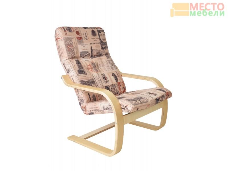 """Кресло """"САЙМА"""" Винум 02 (береза)"""