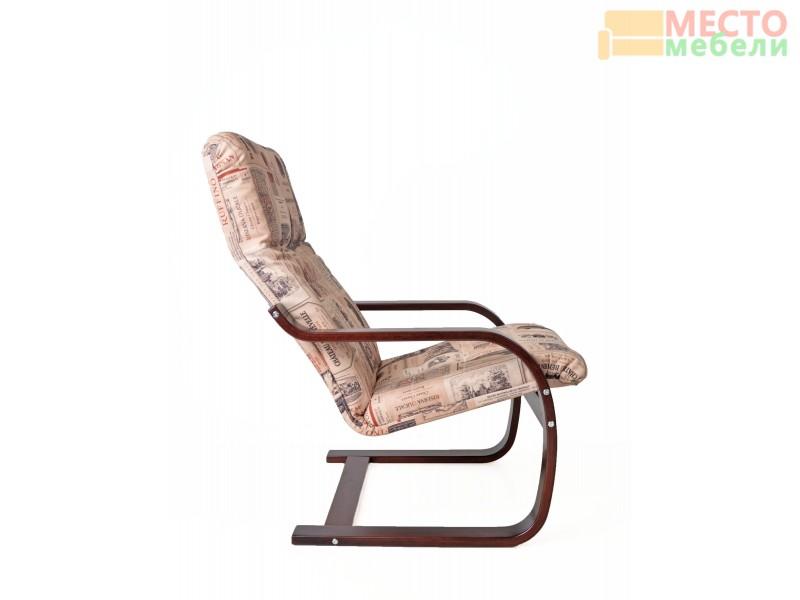 """Кресло """"САЙМА"""" Винум 02 (вишня)"""