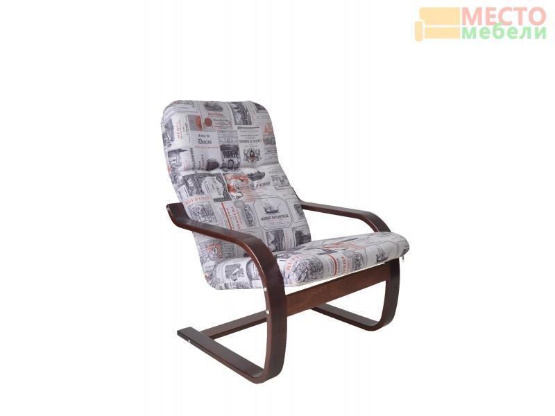 """Кресло """"САЙМА"""" Винум 03 (вишня)"""