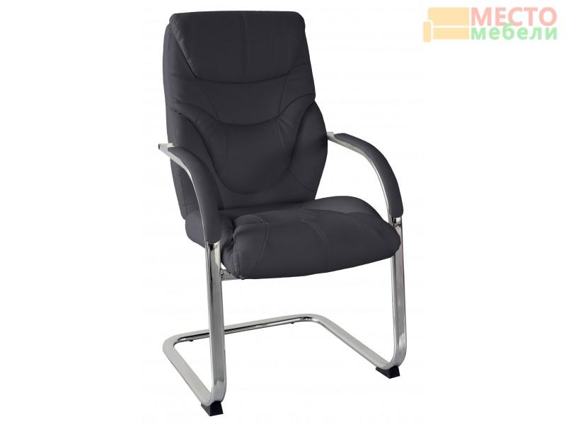 Кресло для посетителей Vegard ML Black