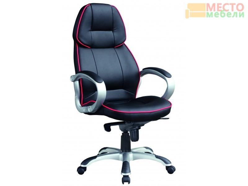 Кресло руководителя F1 Black