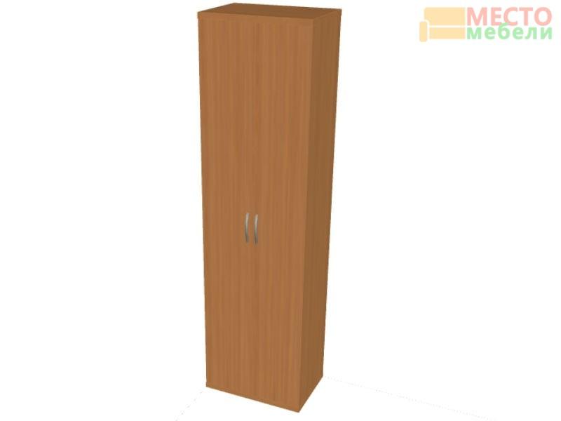 Шкаф для одежды малый Альфа 43