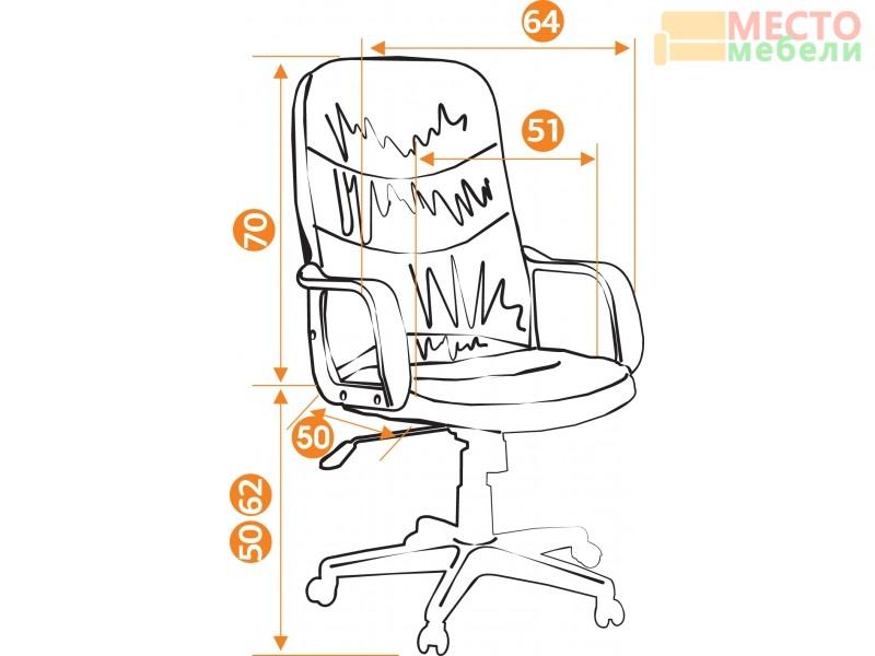 Кресло компьютерное «Поло» (Polo)