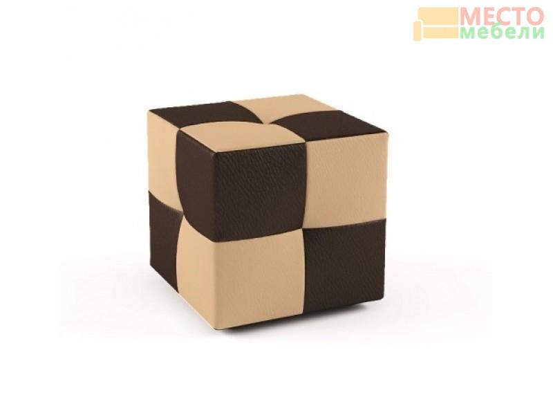 Пуф 167.1 бежево-коричневый