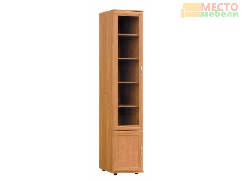 Шкаф эркерный № 153