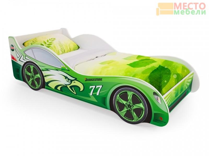 Кровать машина Green