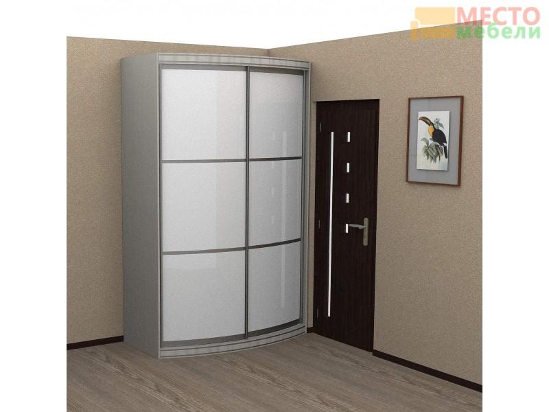 """Радиусный шкаф купе """"Ромео-600"""""""