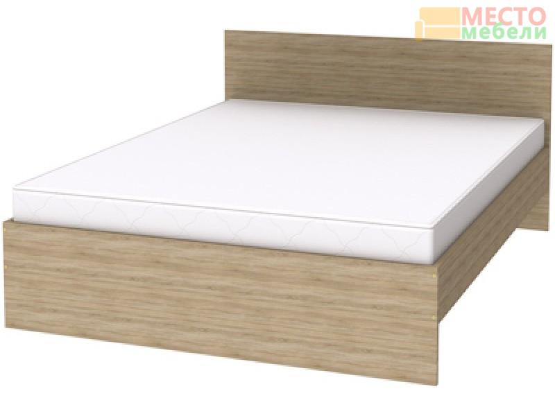 Кровать с ортопедическим основанием К16 Гарун