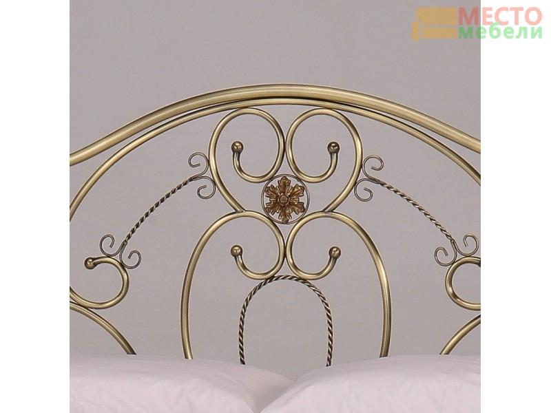 Кровать двуспальная «Элизабет» (Elizabeth) + основание