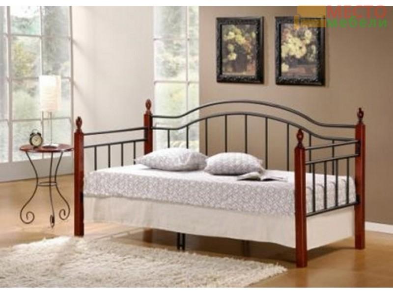 Кровать-софа односпальная «Ландлер» (Landler) + основание