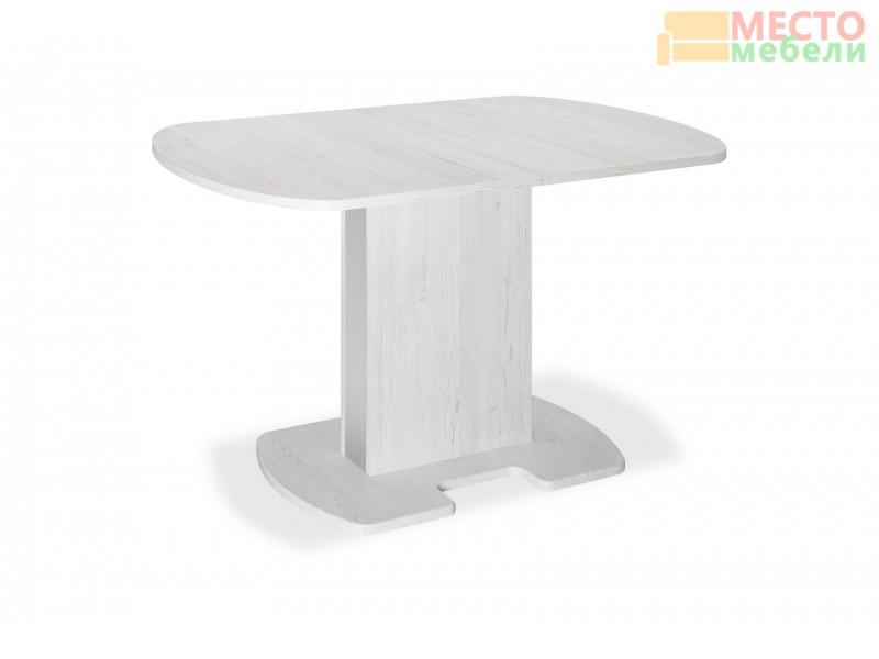 Стол раздвижной FORMA 110 Bianco
