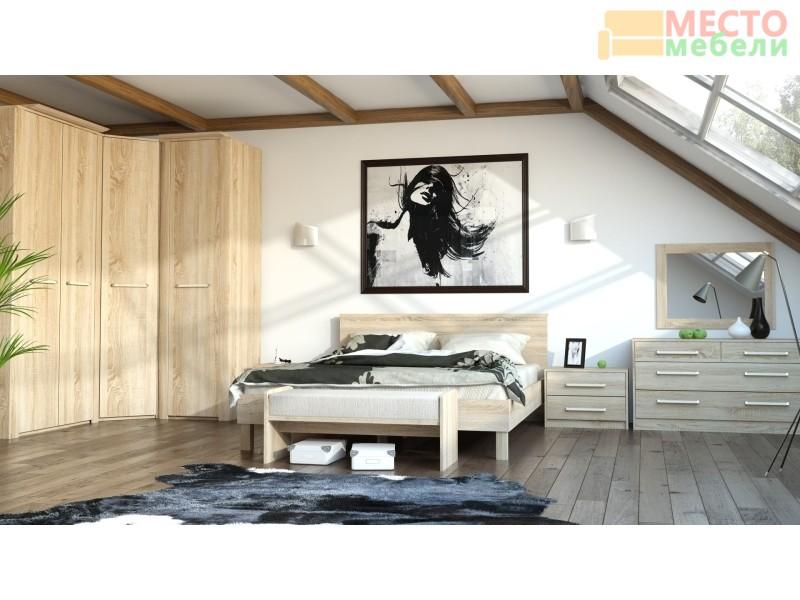 Кровать 2-х спальная № 18 (МК-44)