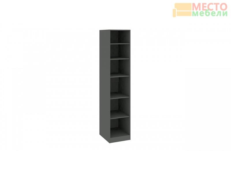 Шкаф с 1-й дверью левый «Наоми» СМ-208.07.01 L