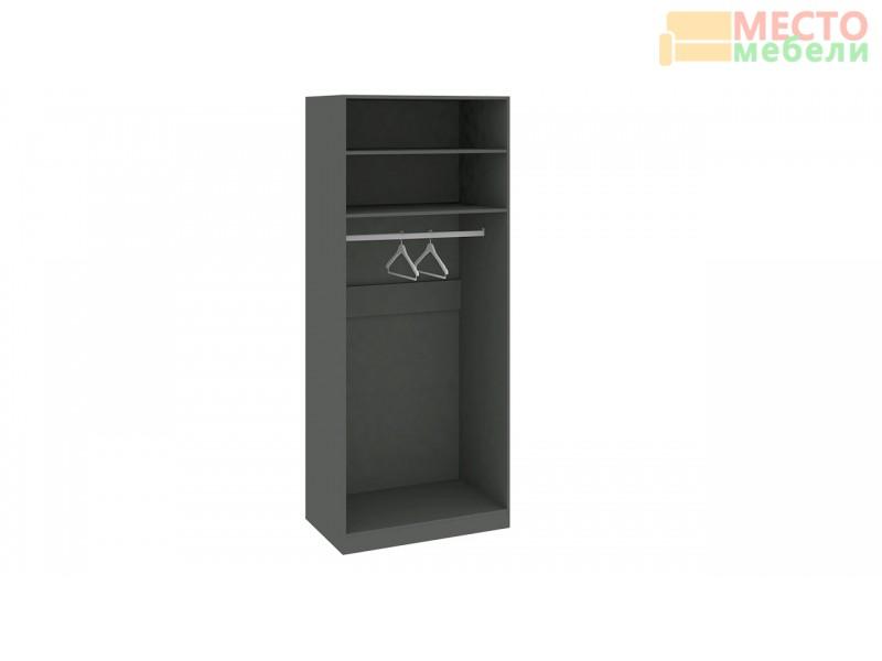 Шкаф с 1-й глухой и 1-й зеркальной левой дверями «Наоми» СМ-208.07.04 L