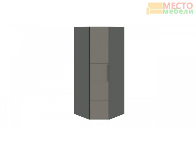 Шкаф угловой с 1-й дверью левый «Наоми» СМ-208.07.06 L