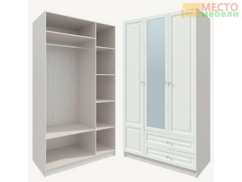 Шкаф распашной трехдверный ромео - купить в интернет-магазин.